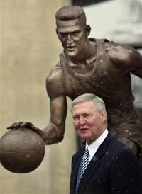 Jerry West's Statue