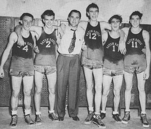 1950 Baton Rouge High State Champions
