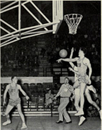LSU vs. Louisiana College 1955