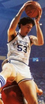 Kentucky C Rick Robey