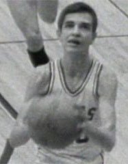 Pete Maravich in High School
