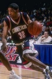 Image result for richard rip hamilton UCONN