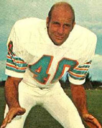 Dolphins S Dick Anderson