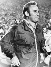 Dolphins Coach Don Shula