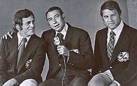 Monday Night Football Announcers 1972