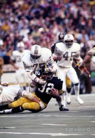 Dolphins Corral Franco Harris