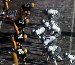 Ice Bowl: Cowboys Offense
