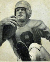 Rams RB Fred Gehrke
