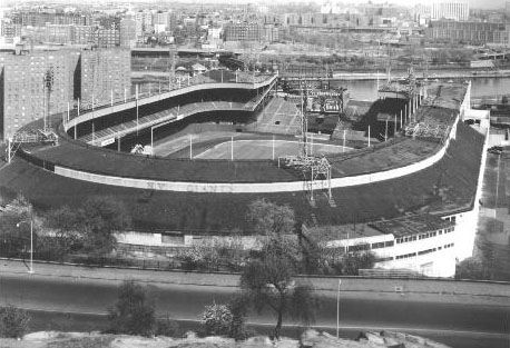 The Polo Grounds, New York