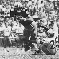 1969 Saints-49ers Action - 6