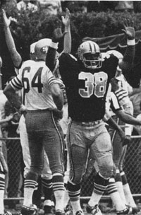 1969 Saints-49ers Action - 7