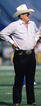 Saints Coach Bum Phillips
