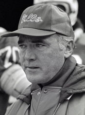 Buffalo Coach Chuck Knox