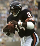 Walter Payton vs Saints 1984