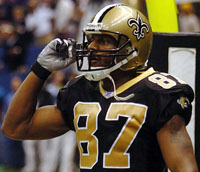Joe Horn's Cellphone Celebration