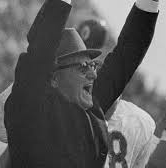 Bears Coach George Halas