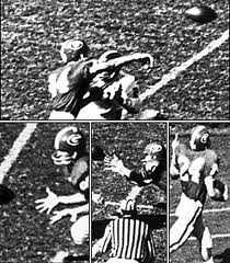 Georgia Flea-Flicker vs Alabama 1965