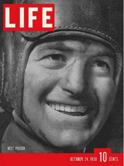 Sid Luckman on Cover of Life Magazine