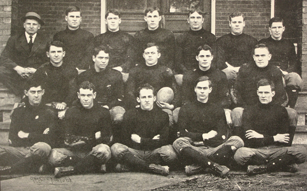 1908 Arkansas Football Team