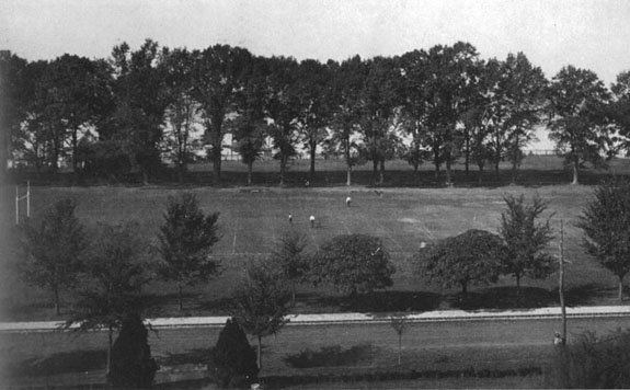 LSU Football Field 1908