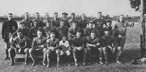 1914 LSU Football Squad