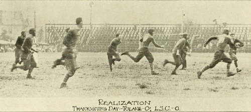 1914 LSU-Tulane Game