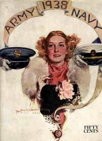 1938 Army-Navy Program