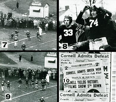 1940 Dartmouth-Cornell Game