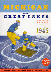 1945 Michigan-Great Lakes Program