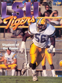 1991 LSU-FSU Program