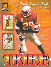 1996 FSU-Florida Program