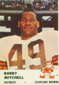 Bobby Mitchell, Browns