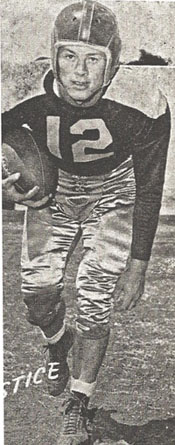 Charlie Justice, Pacific All-Stars