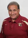 FSU Ass't Head Coach Chuck Amato