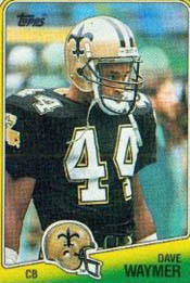 Saints S Dave Waymer