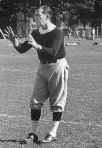 Coach Earl Blaik, West Point