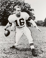 Browns QB George Ratterman