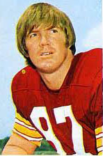 Redskins WR Jerry Smith