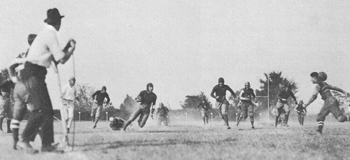 LSU-SpringHill Action 1921