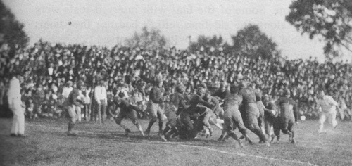 1922 LSU-Tulane Game - 1