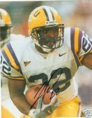 LSU RB LeBrandon Toefield
