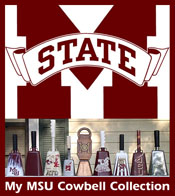 Mississippi State Bell Collecction