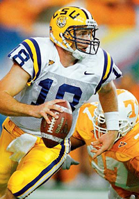 Matt Mauck vs Tennessee