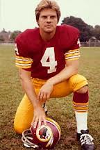 Redskins P Mike Bragg
