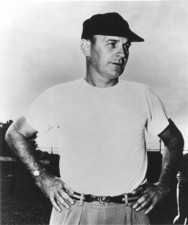 Cleveland Browns Coach Paul Brown