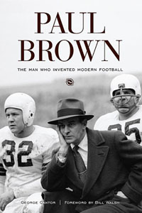 Paul Brown Biography Cover