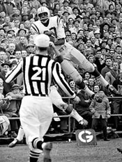 R. C. Owens' Leaping Catch