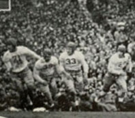 1939 Rose Bowl action - 3