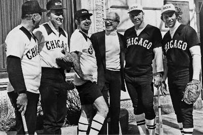 Chicago White Sox 1976 Uniforms