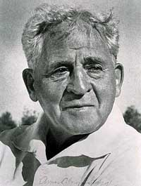 Coach Amos Alonzo Stagg